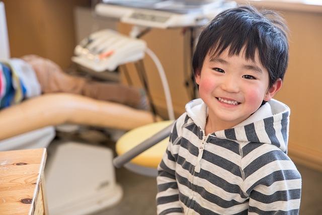 乳歯の歯科治療について